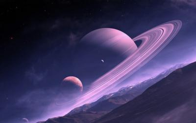 Saturno directo e Lua nova em Virgem