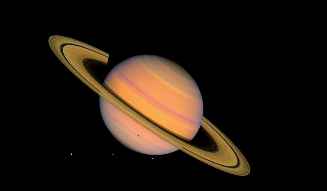 Saturno em Aquário – O famoso senhor dos anéis!